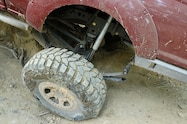2001 nissan frontier rear suspension