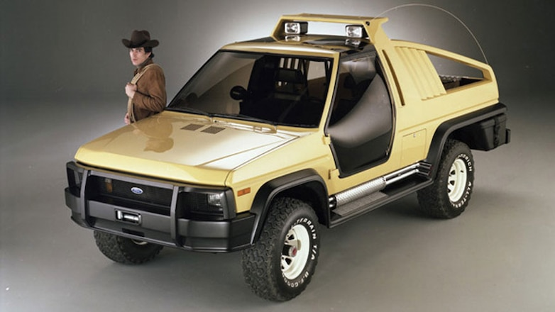 Celebrate 50 Years of the Ford Bronco with the 1981 Montana Lobo