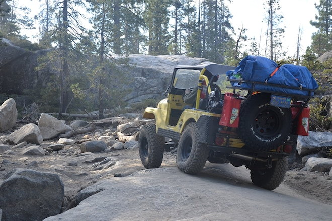 Nuts & Bolts: Biggest Tires for My 1967 CJ-5