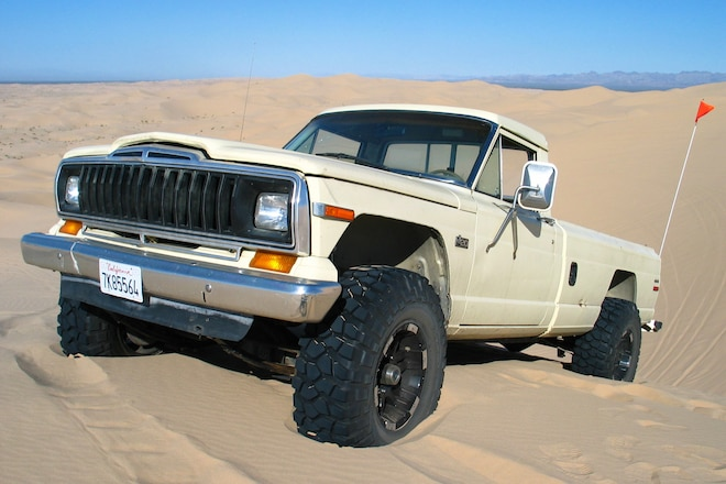 Answers to Jeep Questions