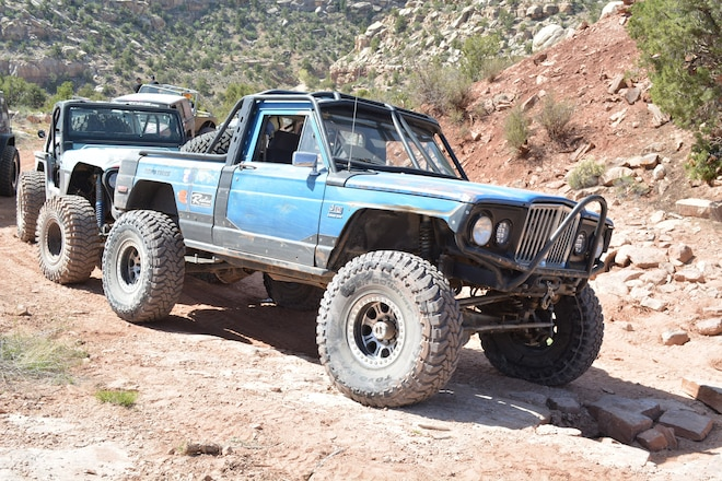 Trail Report Moab Experience Strike Ravine