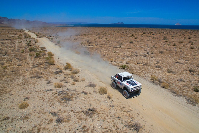 NORRA Celebrates Its 50th Anniversary In The Wilds Of Baja, Mexico