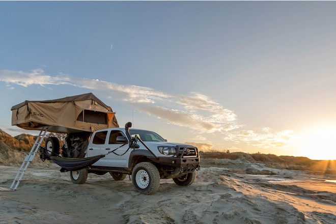 Nathan's 2008 Toyota Tacoma: The Ultimate Overlander