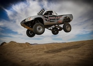 2005 toyota tacoma total chaos mint 400 airborne left