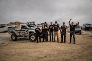 2005 toyota tacoma total chaos mint 400 race team
