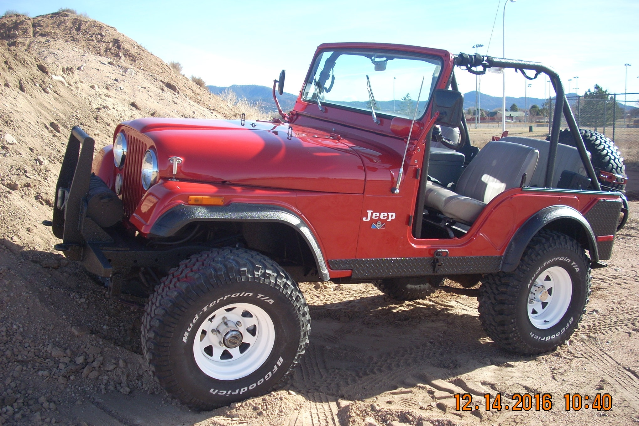 Jeep Shots 1973 Jeep Cj 5 Photo 137583190