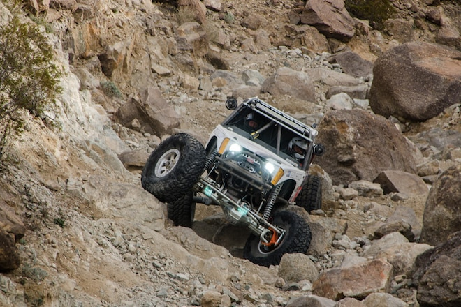 We Race King of the Hammers & Live to Tell About It!