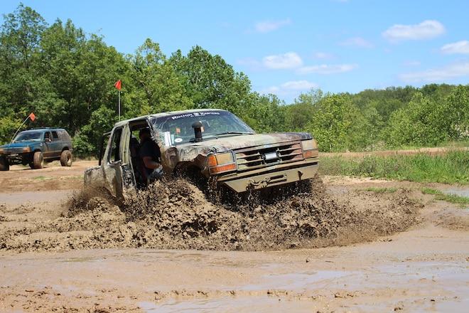 Wheeling the Badlands: Ranger-Based Vehicles and Jeeps Explore Indiana's Badlands Off-Road Park