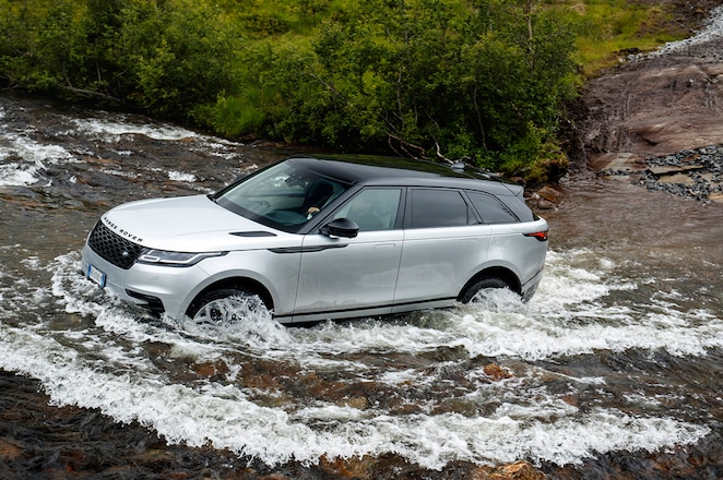 Contemporary and Capable: The 2018 Range Rover Velar