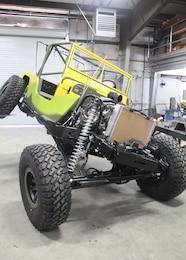 jeep wranger new paint job