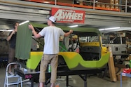 jeep wranger installing top