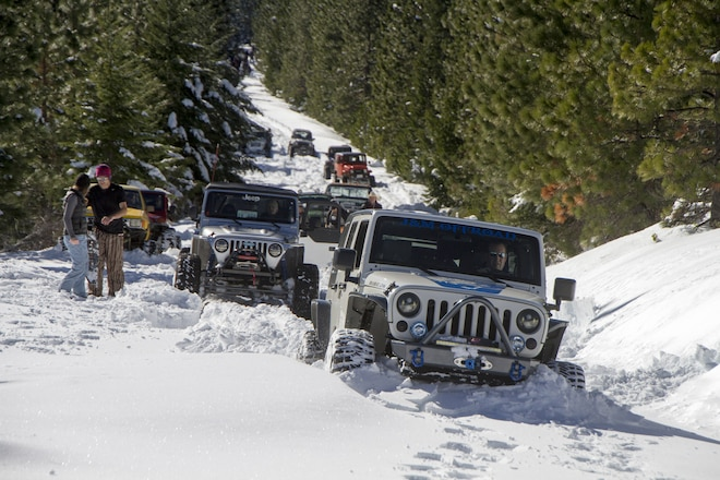 Winter Fun Fest Is Snow Fun For Jeeps