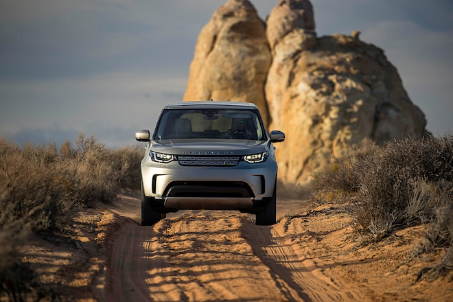 Does the new Land Rover Discovery Live Up to the Name?