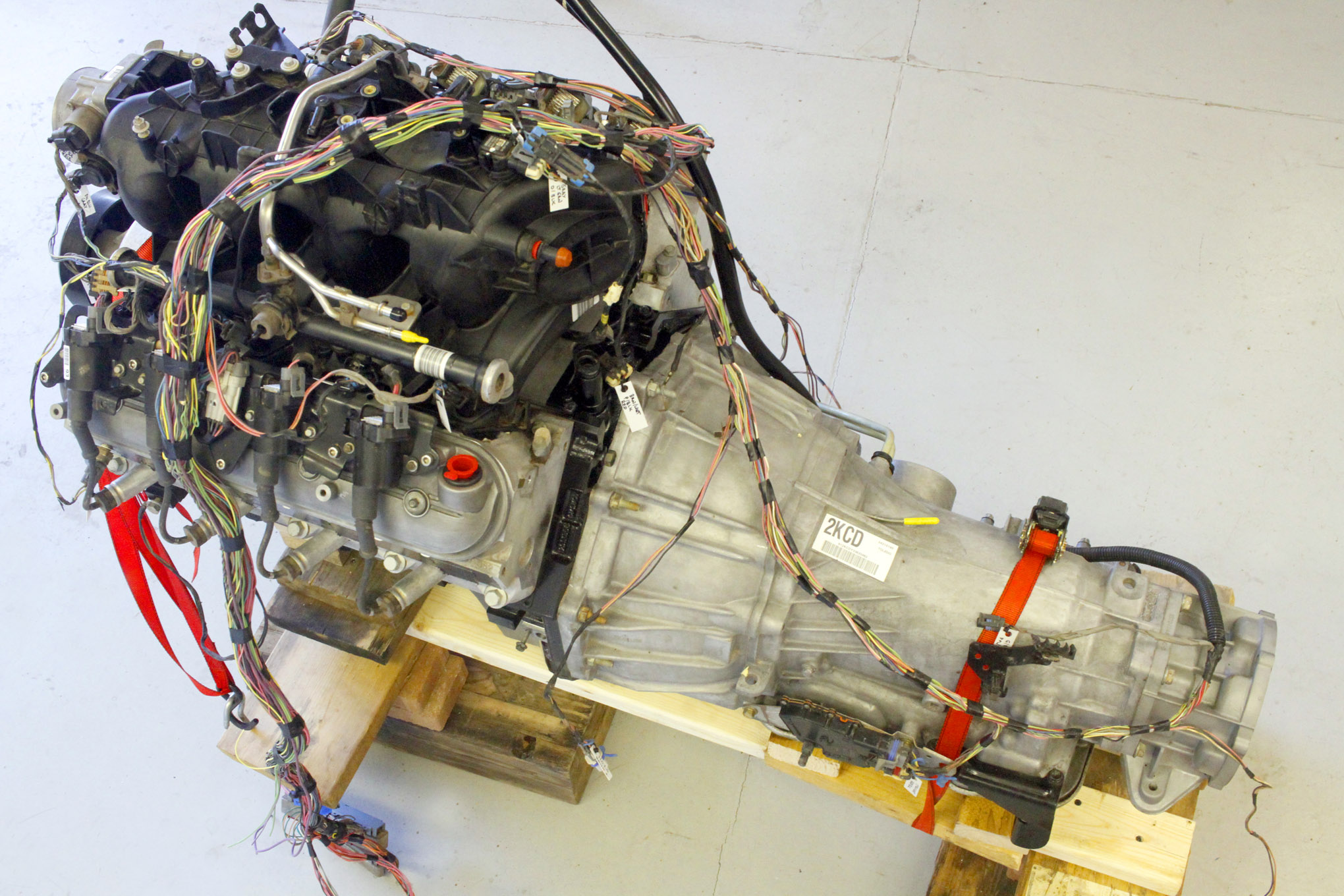 gm ls engine swap wiring you can do at home rh fourwheeler com