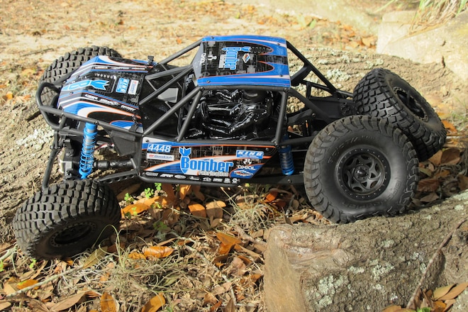 Take to the Rocks With a Scale Version of Bomber Fabrication's Rock Racer