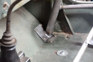 gpw jeep flatfender flattie rollcage cage fabrication dom weld welding footing baseplates cappa lpr