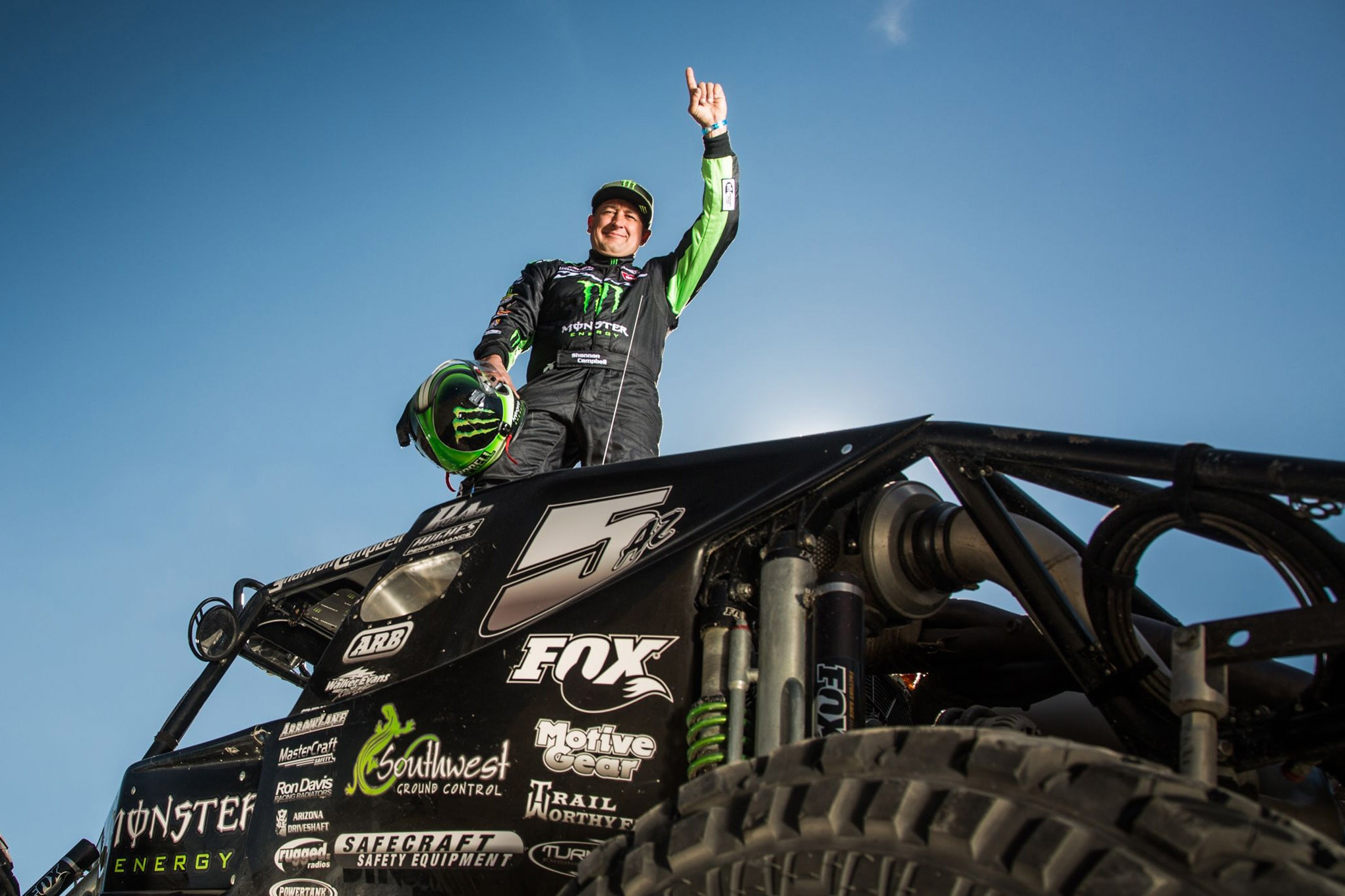 009 auto news four wheeler shannon campbell wayland king of the hammers nitto 2017