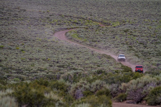 We test the new BFGoodrich All-Terrain T/A KO2 at the ghost town of Bodie