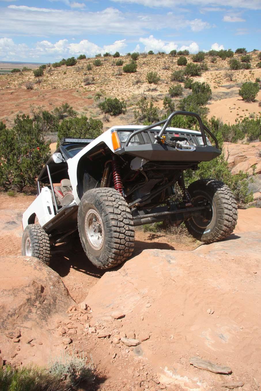 009 Topless Cherokee Xj Rear Action Lpr - Photo 139398941