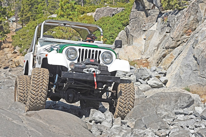 Jeep CJ ('76 – '86) Parts Guide