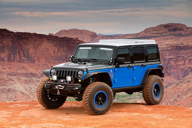 Brilliant Jeep Luminator Concept At The 2017 Easter Jeep Safari: Photos, Exclusive Video, Opinions