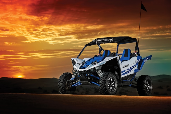 Yamaha 3-Cylinder YXZ1000R Side-by-Side Announced