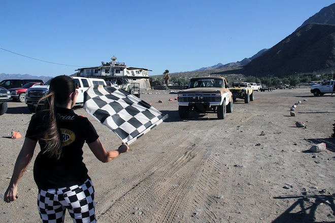 2017 NORRA Mexican 1000 Continues its Roll Down Baja: Day Two and Three