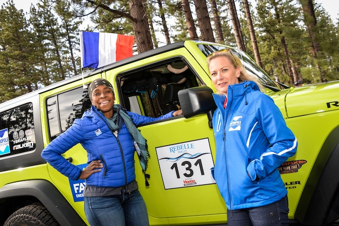 Rebelle Rally Announces International Cup Competition