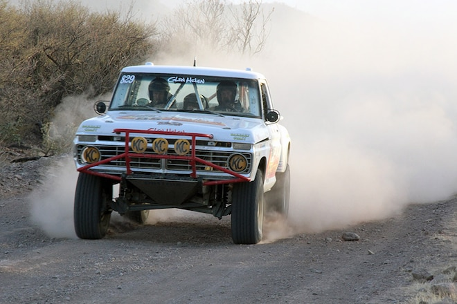 Checkered Flag Flies in Cabo for Norra Mexican 1000