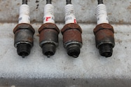 1959 willys cj 6 pertronix f134 head electronic ignition conversion fouled spark plugs