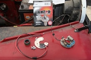 1959 willys cj 6 pertronix f134 head electronic ignition conversion electronic module verusu points