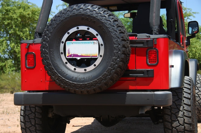 Installing Flush-Mount LED Taillights on a 2006 Jeep Wrangler