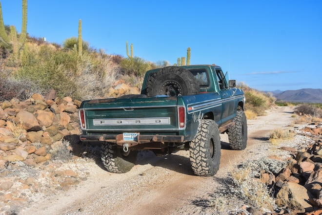 Latest Upgrades to Our 1977 F-150 to Take on Baja