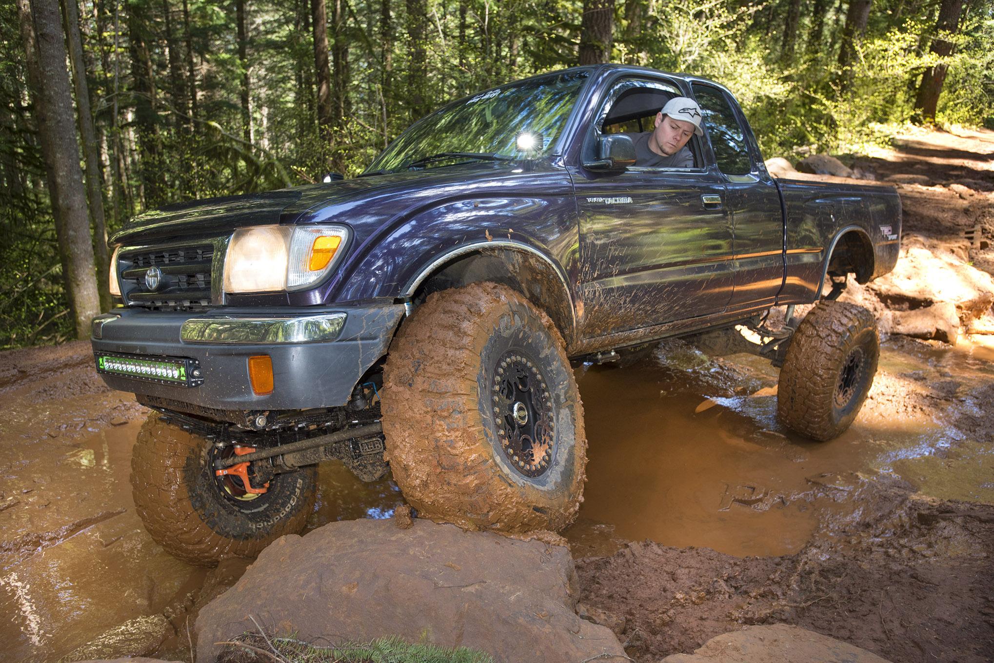 028 Toy Sas Trail Test - Photo 144217075 - Solid Axle Swap
