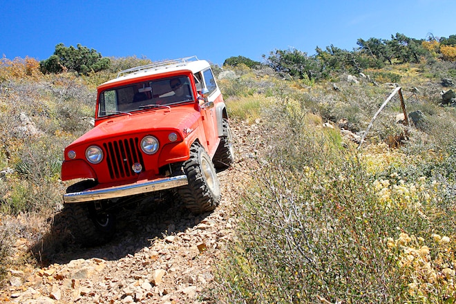 Holley Sniper EFI Meets Old Jeep