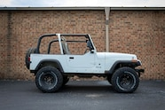 1993 jeep wrangler yj 25 rough country lift milestar patagonia mt after