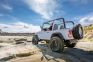 Rough Country 2 5 Jeep Wrangler YJ Lift Review