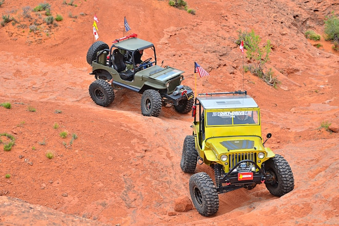 Father and Son Flatties: Best in Show, 2017 Jp Dirt 'N Drive