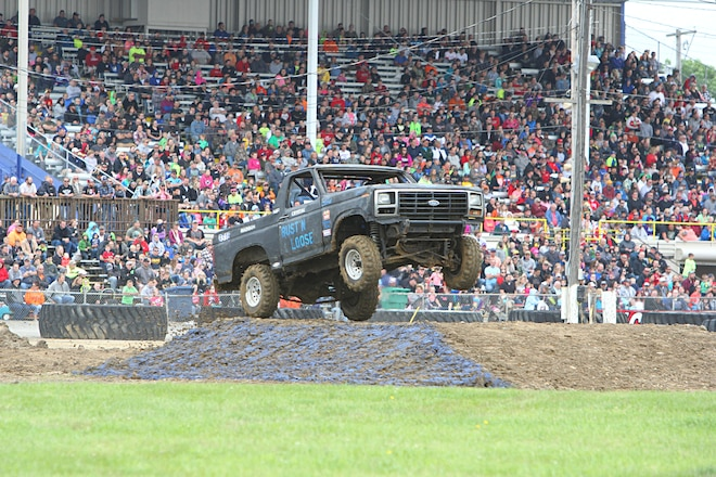 Going Strong: The Spring 4-Wheel Jamboree Rocks Lima, Ohio