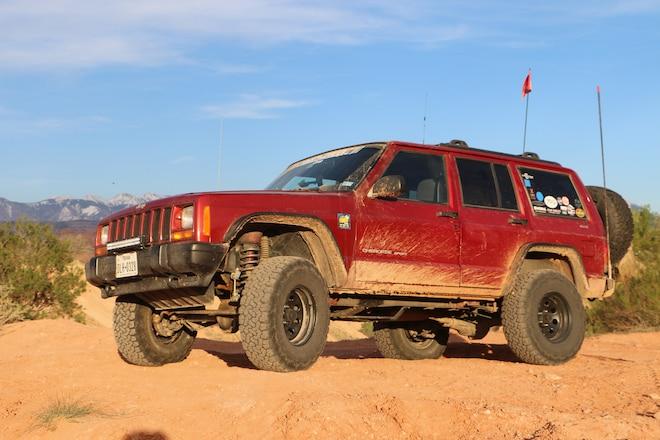 1999 Jeep Cherokee XJ: An XJ Built For Backcountry Exploration