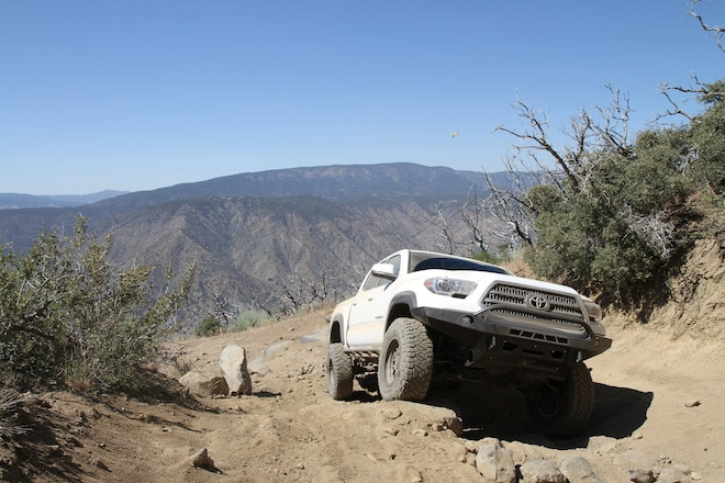 Tacoma Protection: We Up-Armor Our Toyota With Off-Road Worthy CBI Bumpers And Rocker Guards