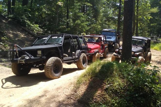 Jeep Shots