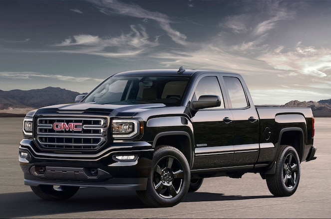2016 GMC Sierra Elevation Unveiled At Texas State Fair