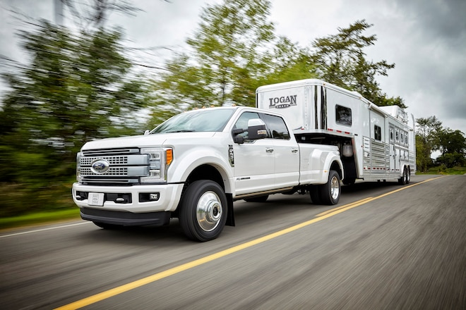 2017 Ford F-Series Super Duty - First Look
