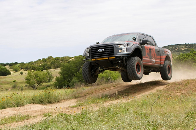 Tearing It Up In Texas At The 6th Annual Texas Raptor Run