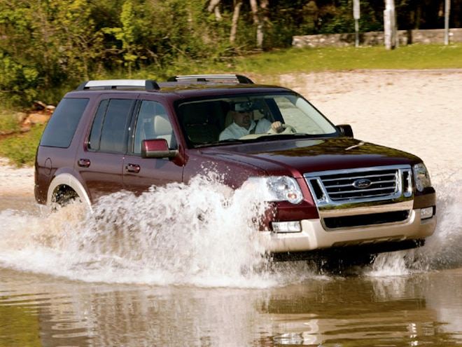2006 Ford Explorer Review - First Drive