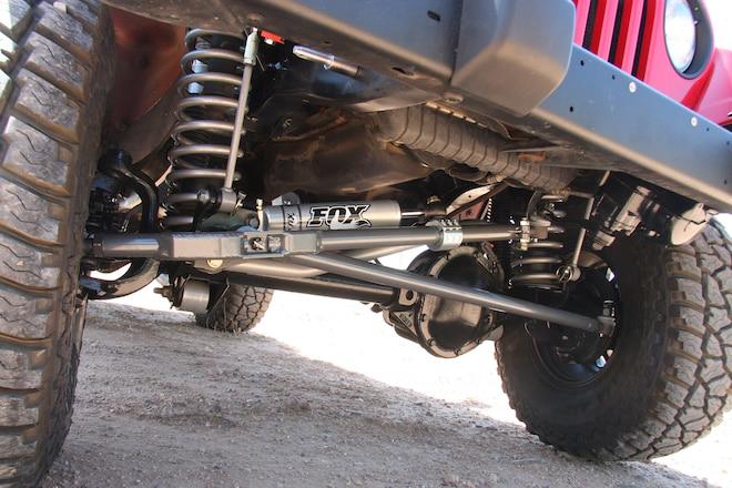 Synergy Heavy-Duty Steering Upgrade
