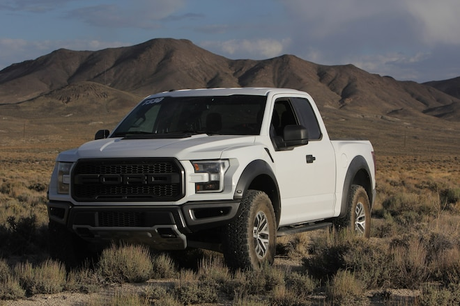 Long-Term Report 1: 2017 Ford F-150 Raptor SuperCab