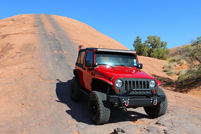 2008 Jeep Wrangler X— Boyd Christensen's Two-Door JK