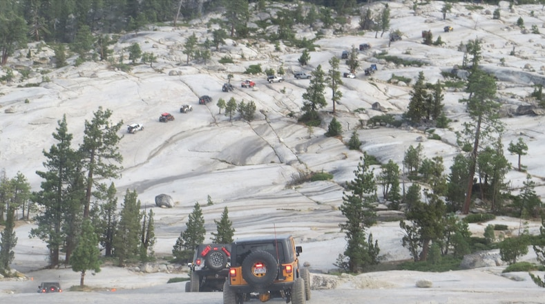 Top Reasons to Cross the 'Con With Jeep Jamboree USA
